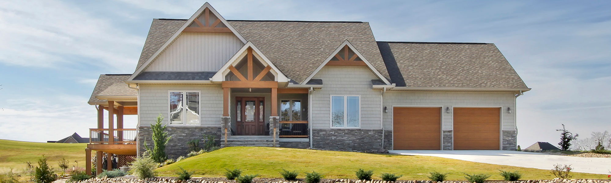 Keener Homes Tellico Village Home Builder